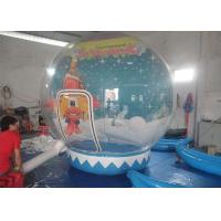 China decoration christmas inflatable model inflatable bubble ball