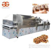 Buy cheap Chikki Making Cereal Bar Moulding Machine Peanut Candy Making Line from wholesalers