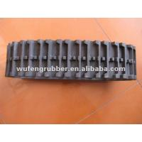 Buy cheap Snow Blower Snow Thrower conveyor belt rubber track from wholesalers