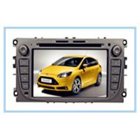 Buy cheap Ford Two DIN 7'' Car DVD Player special for Focus/Mondeo(Black&Silver) from wholesalers