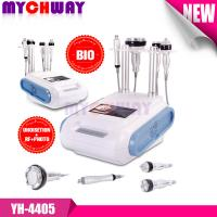 Buy cheap 40k+rf Cavitation Ultrasound Rf+Bipolar+Quadrupole+Bio Microcurrent Slimming from wholesalers