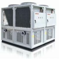 Buy cheap Industrial modular heat pump chillers with LCD display / Shell tube heat exchanger from wholesalers