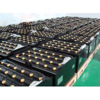 Buy cheap Traction battery for Electric Forklift, 48V 480Ah/5hrs from wholesalers