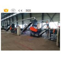Buy cheap Double Shaft Scrap Rubber Tires Recycling Machine For Producing Rubber Granules from wholesalers