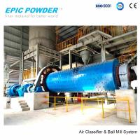 Buy cheap Mining Industrial Overflowing Type Gold Grinding Small Scale Mining Ball Mill Classifying from wholesalers