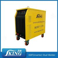 Buy cheap Hot selling quality IGBT Inverter Type SN7-1600, SN7-3150 Shear Stud Welding Machine/stud welder from wholesalers