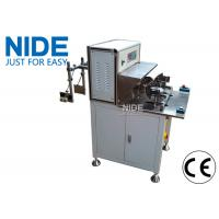 Buy cheap Ceiling Fan Stator Coil Winding Machine , Automatic Motor Coil Winding Machine from wholesalers