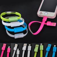 Buy cheap USB 2.0 wristband data charging line,micro usb cable,usb charging cable from wholesalers
