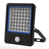 Buy cheap Security 50W LED PIR Floodlights PC Material With 60 ° Small Beam Angle product