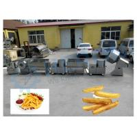 Buy cheap Full Automatic Fried Assembly Line Of 	Potato Chips Machine , Potato Chips Making Machine from wholesalers