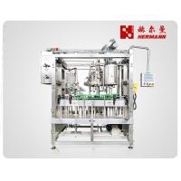 Buy cheap 8-8-3 automatic beer glass bottling machine use for beer filling and craft beer factory from wholesalers