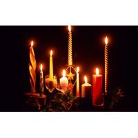Buy cheap Star shaped christmas candle from wholesalers