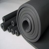 Buy cheap Closed-cell flexible rubber foam insulation sheet1mX10m from wholesalers