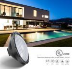 Buy cheap AC 100-240V 3000K aluminum material PAR56 LED pool light from wholesalers