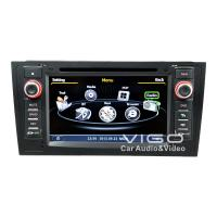 Buy cheap Audi A6 Car Stereo Sat Nav DVD , Auto Radio GPS Navigation C102 from wholesalers