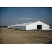 Buy cheap White Marquee Outdoor Tent Use For Storage, 10m By 30m Large Temporary Warehouse Tent from wholesalers