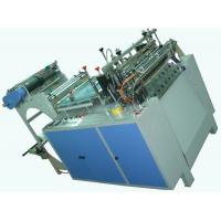 Buy cheap Hot Seal Hot Cut For T Shirt Bag High Speed Automatic Bag Making Machine from wholesalers