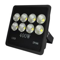 Buy cheap IP65 Weatherproof  LED Outside Flood Lights 400W 40000Lm Equal 1265V from wholesalers