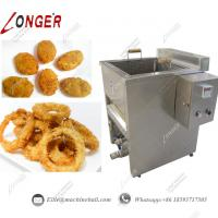 Buy cheap Small Manual Model Water-Oil Mix Peanut Deep Fryer Machine Manual Peanut Deep Fryer Machine  from wholesalers