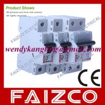 Buy cheap 1p mcb mini circuit breaker from wholesalers