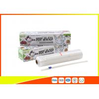 Buy cheap Customized Hand Stretch Wrap Film , PE Strech Film Jumbo Roll For Pack Food from wholesalers