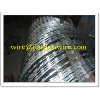 Buy cheap Manufacture Supply Varous usa razor barb wire manufacturer, Manufacture from wholesalers