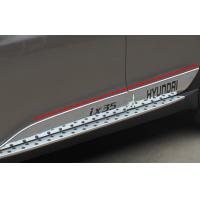 Buy cheap Chrome Auto Body Trim Parts For Hyundai Tucson IX35 2009 Side Door Moulding Trim from wholesalers