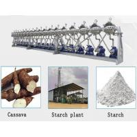 Buy cheap Cassava Starch Processing Plant from wholesalers