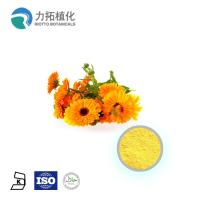 Buy cheap Eye Protection Plant Extract Powder / Marigold Flower Extract 5% , 10% , 20% from wholesalers