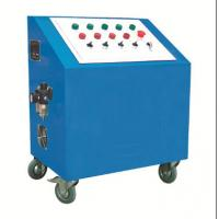 Buy cheap Insulating Glass Gas Filling Machine Double Glazing Machinery 4 Pcs At One Time from wholesalers