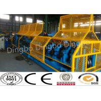 Buy cheap Casting Steel Plate Rolling Machine , K Span Roll Forming Machine Gardens Use from wholesalers