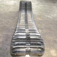 Buy cheap agricultural Rubber Track for Combine Harvester Machine 400*90*47, 500*90*56 from wholesalers
