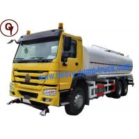 Buy cheap China Heavy Duty Sprayer Water Truck 6x4 Drive Type with 20000 Liter Water Tank from wholesalers