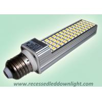 Buy cheap 8W SMD Led Light Bulb / PL G24 LED PLC Lamp with E27 or G24 Base, CE RoHS from wholesalers