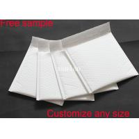 Buy cheap Anti Rub 6x10 Shipping Bubble Mailers Metallic Foil Film 2 Sealing Sides Various Colors from wholesalers