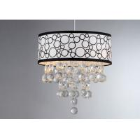 Buy cheap Show Window Modern Hanging Pendant Lights PVC Covering 4 Lights from wholesalers