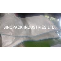 Buy cheap 2200LBS Four-panel woven PP big bag with vented fabric for potato / onion from wholesalers
