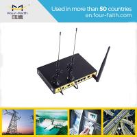 Buy cheap F3B32 Cellular Wifi 3g Load Balance Dual Sim Card Router failover router Dual Sim 3G Modem Router For ATM,Video Stream from wholesalers