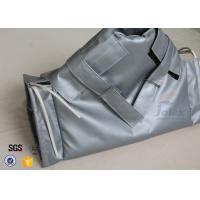 Buy cheap High Temperature Insulation Jacket Fire Resistant Exhaust Blanket Cover For Gate Valve from wholesalers