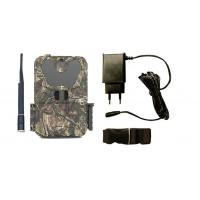 Buy cheap Wildlife Motion Sensor Camera WIth Mounting Strips , Remote Trail Camera Linked To Cell Phone  from wholesalers