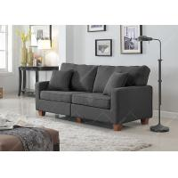 Buy cheap Customized Living Room Sofa Set Wood Frame Modern Simply Style Environment - Friendly from wholesalers