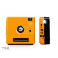 Buy cheap 400 Amp 16800mah Peak Battery Jump Starter Charger Combine With Air Compressor from wholesalers