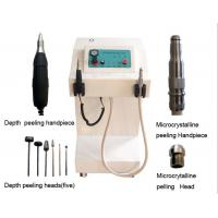Buy cheap Crystal And Diamond Microdermabrasion Machine for Acne prone skin, Blackhead, Whitehead from wholesalers