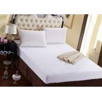 Buy cheap Fitted Bed Bug Protection Mattress Covers / Hotel Mattress Covers from wholesalers