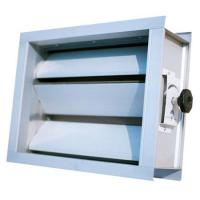Quality ZS-SK Adjustable Doulbe layers air louver for sale