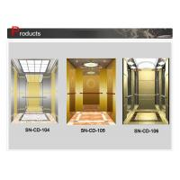 Buy cheap SN - CD - 101 Elevator Cabin Decoration Mirror St .St Vault Panel from wholesalers
