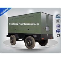 Buy cheap Vehicle AC 3 Phase Trailer Mounted Generator With Leaf Spring Suspension Structure Node from wholesalers