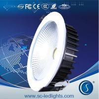 Buy cheap Alibaba China removable recessed thin downlight led from wholesalers