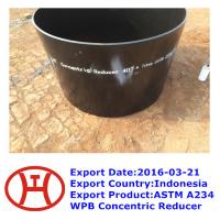 Astm a wpb concentric reducer of ec
