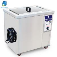 Buy cheap Large Industrial Ultrasonic Auto Parts Cleaner With Large Capacity , Low Noise from wholesalers